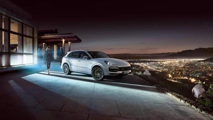 Porsche Cayenne 2019 Exterior 007
