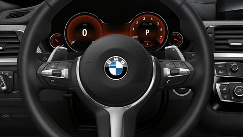 BMW 4 Series Coupe 2019 Interior 002