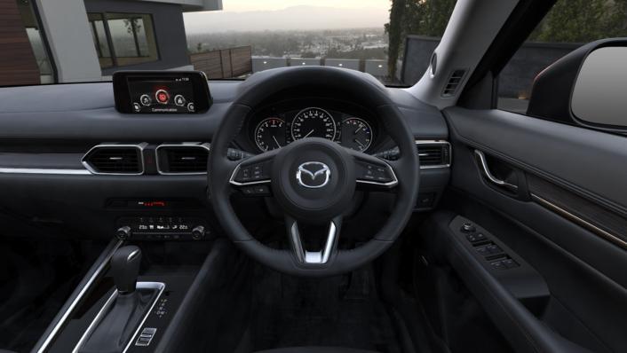 2021 Mazda CX 9 Interior 004