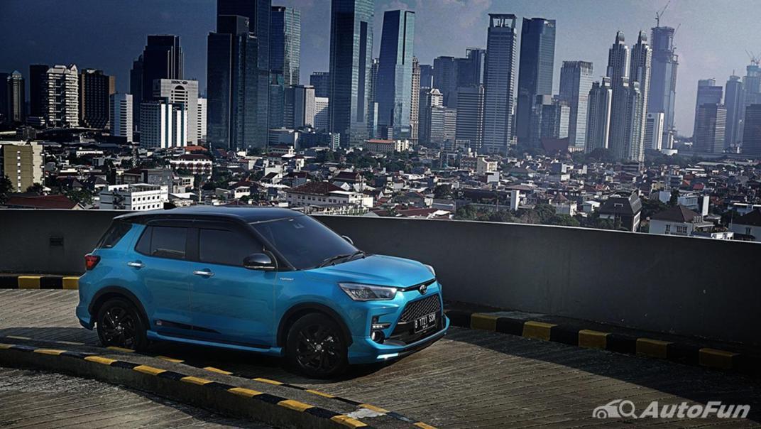 2021 Toyota Raize Exterior 045