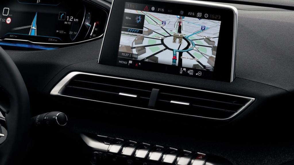 Peugeot 5008 2019 Interior 045