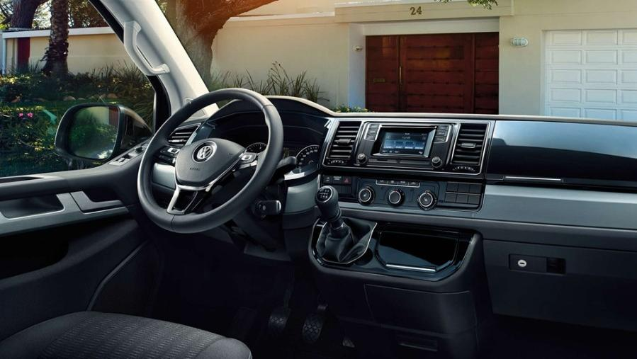 Volkswagen Caravelle 2019 Interior 003