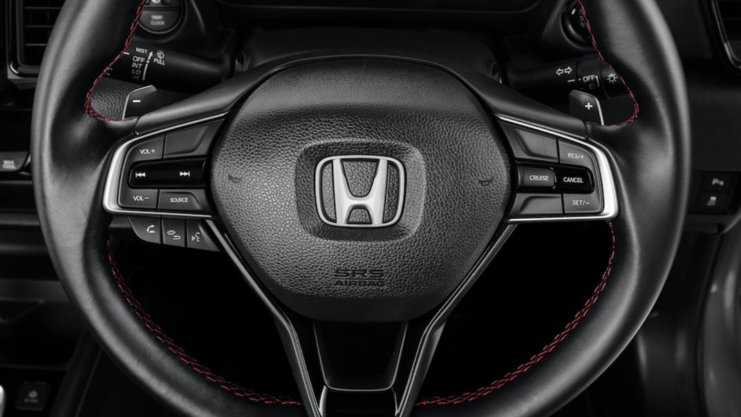 2021 Honda City Hatchback Interior 002