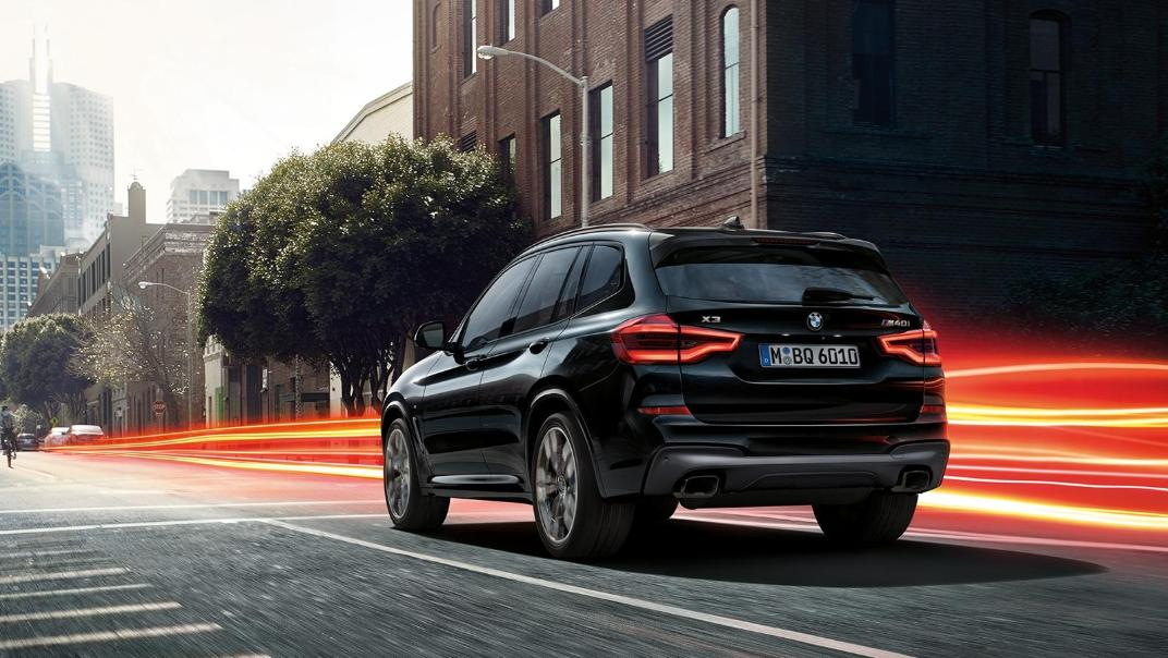 BMW X3 M Exterior 002