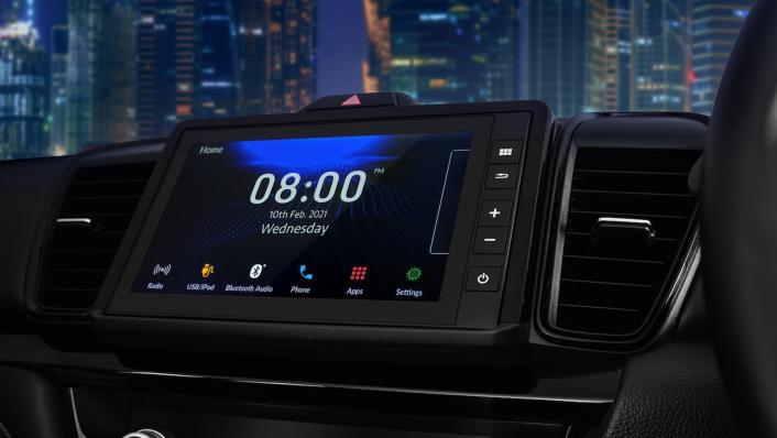 2021 Honda City Hatchback Interior 004