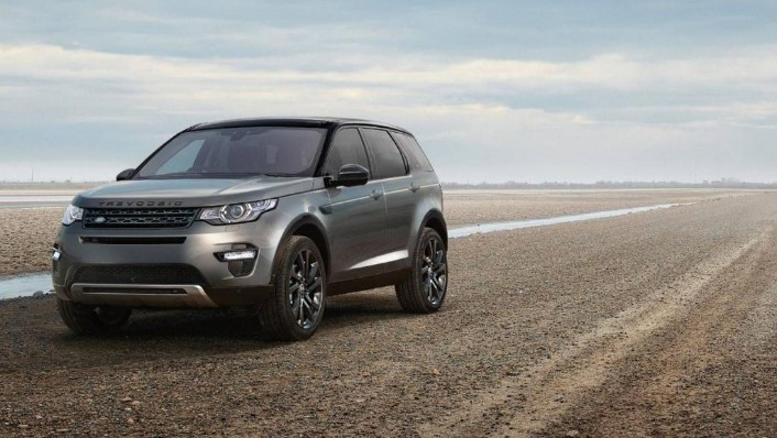 Land Rover Discovery Sport 2019 Exterior 003