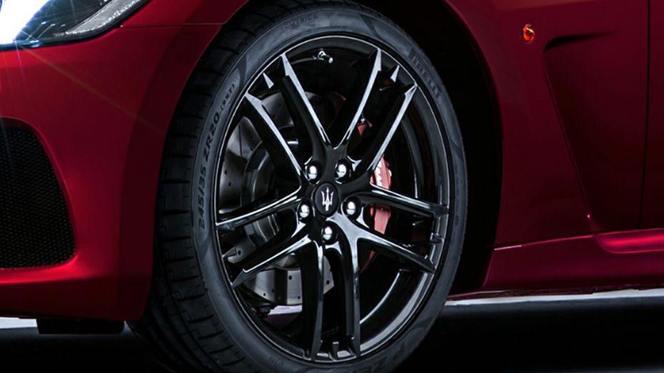 Maserati Granturismo 2019 Exterior 010