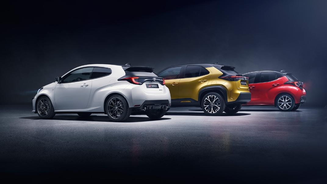 2020 Toyota Yaris Cross International Version Exterior 030
