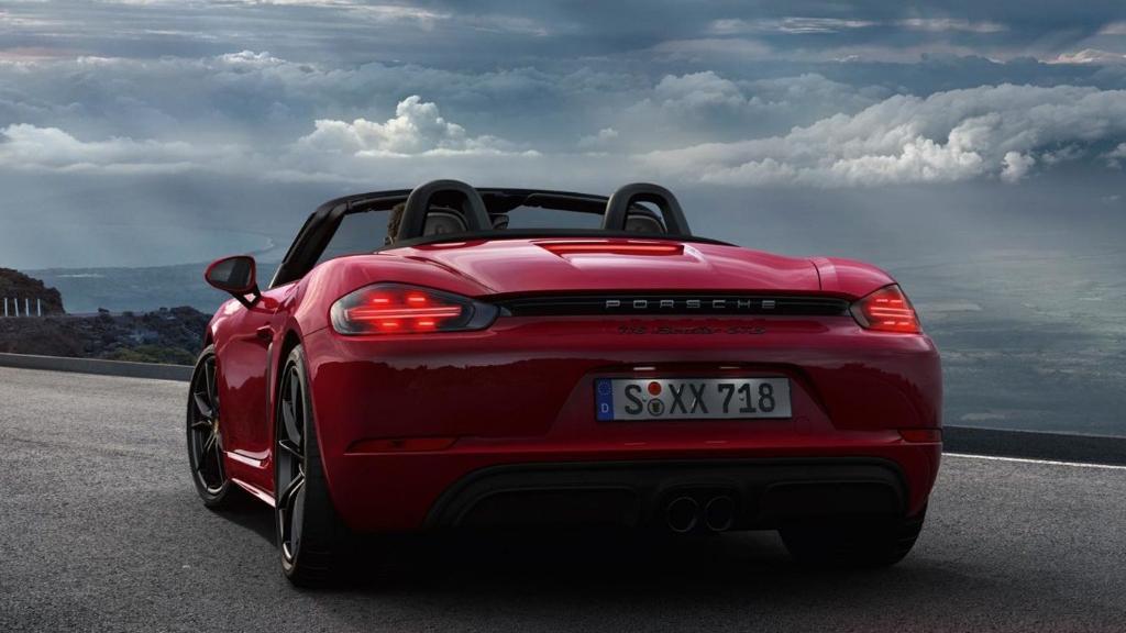Porsche 718 2019 Exterior 034