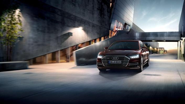 Audi A8 L 2019 Exterior 001