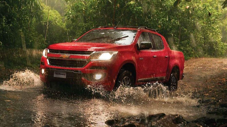 Chevrolet Colorado 2019 Exterior 018