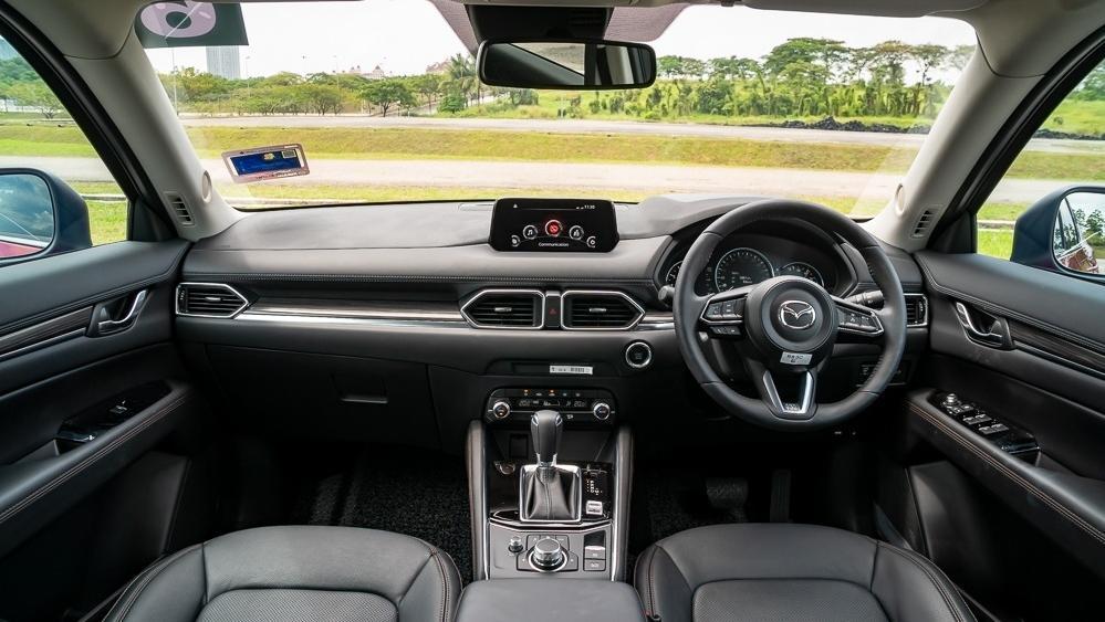 Mazda CX 5 2019 Interior 002