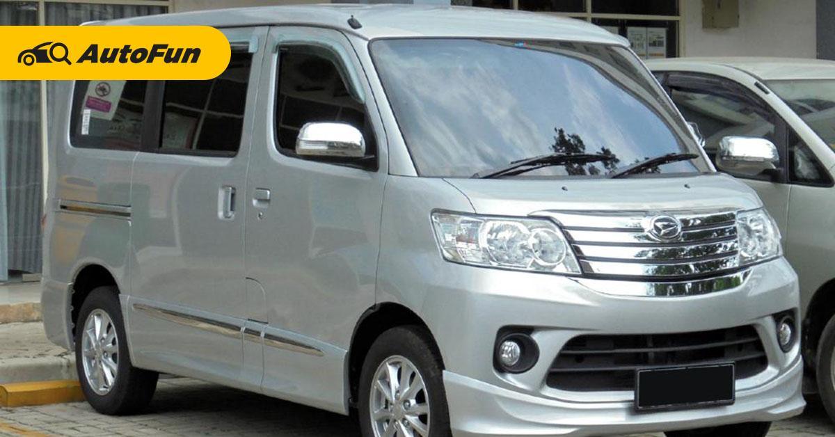 Review Daihatsu Luxio 2020: Kenyamanan Penumpang Kelas Atas 01
