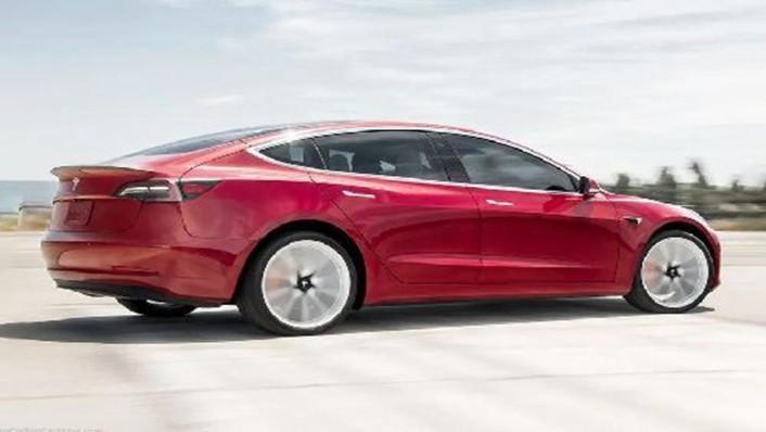 Tesla Model 3 2019 Exterior 003