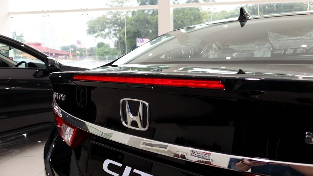 Honda City 2019 Exterior 016
