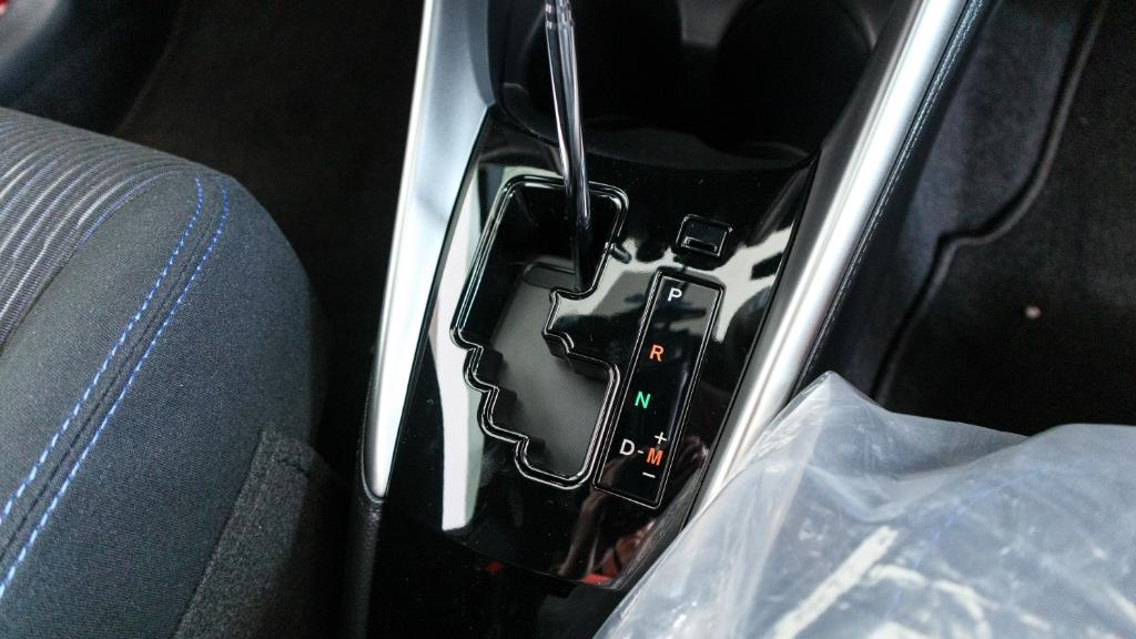 Toyota Yaris 2019 Interior 046
