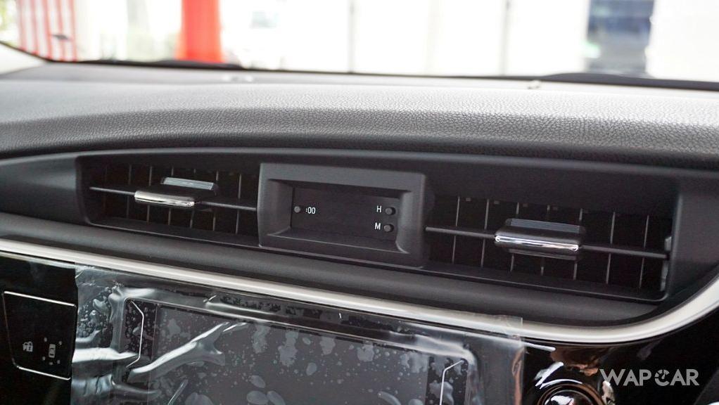 Toyota Corolla Altis 2019 Interior 172