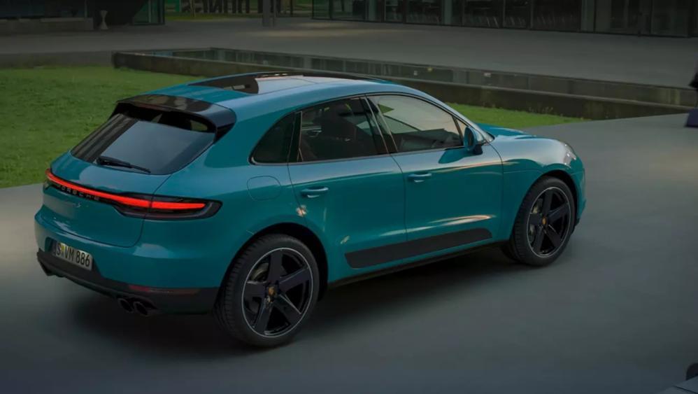 Porsche Macan 2019 Exterior 007