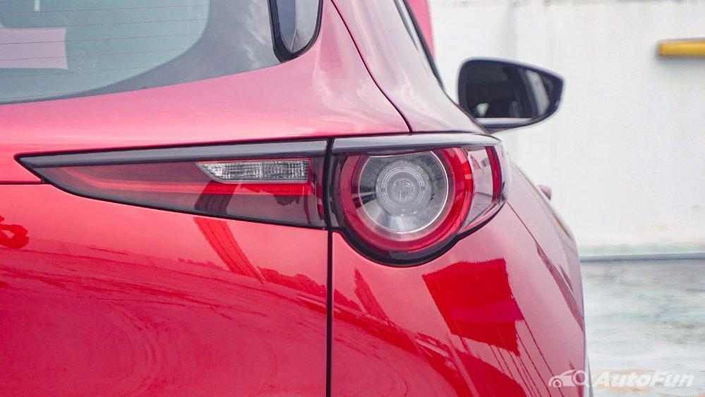 Mazda CX 30 GT Exterior 028