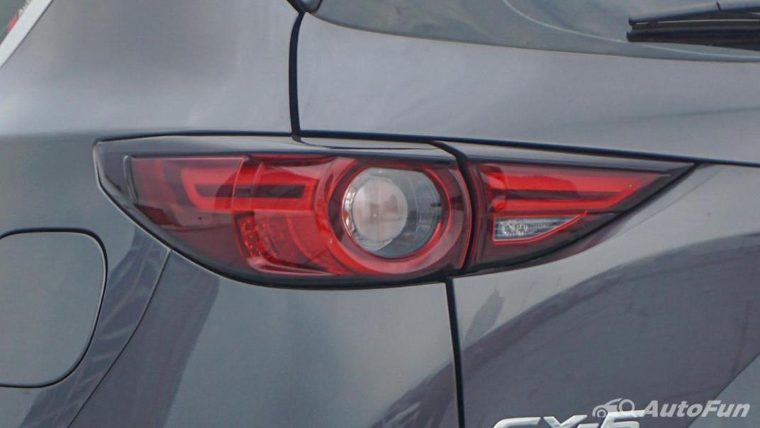 Mazda CX 5 Elite Exterior 021