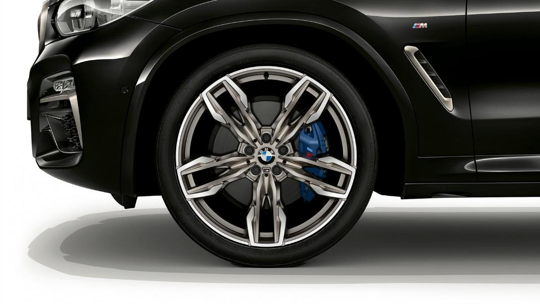 BMW X4 M 2020 3.0L Competition Exterior 008