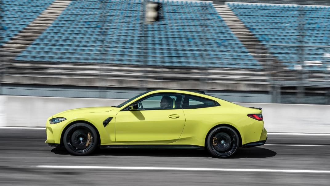 2021 M4 Coupe Competition Exterior 007