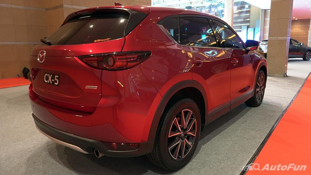 2021 Mazda CX 5 Exterior 003