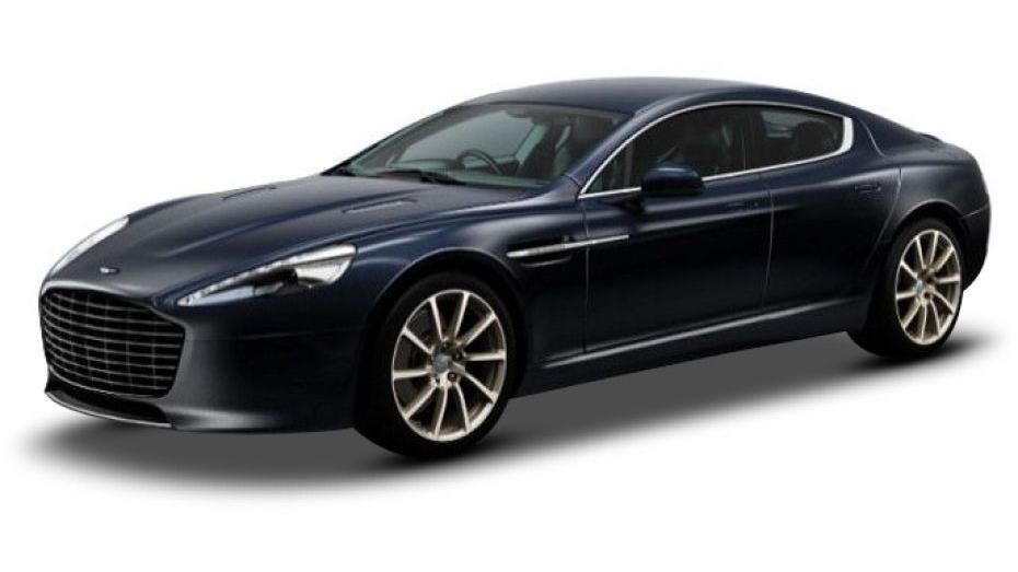 Aston Martin Rapide S 2019 Others 009