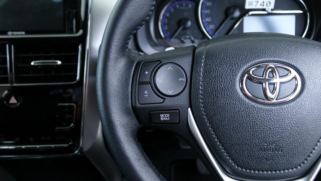 Toyota Vios 2019 Interior 004