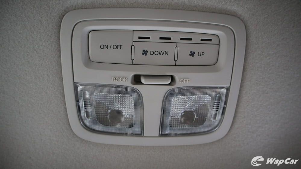 Mitsubishi Triton 2019 Interior 037