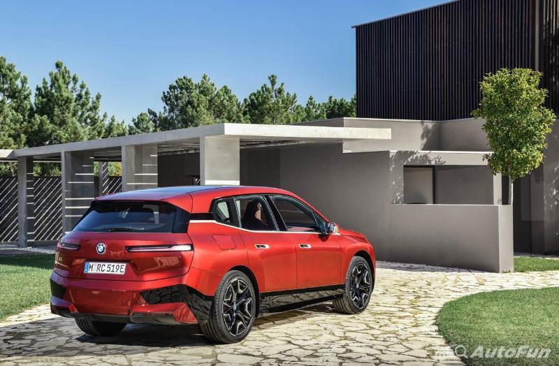 BMW iX xDrive50 Sport 2022