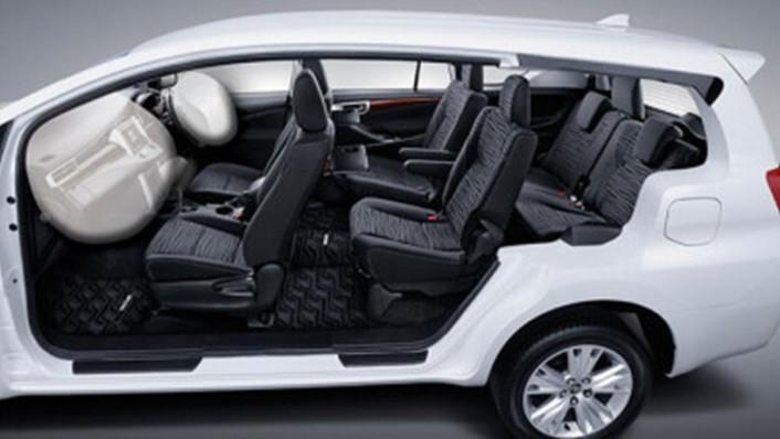 Toyota Kijang Innova 2019 Interior 003