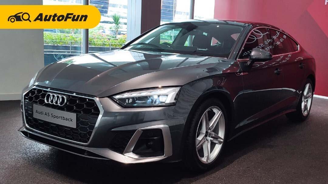 Ditawarkan Mulai Rp1,2 Miliaran, The New Audi A5 Sportback dan Coupe Coba Peruntungan Segmen Premium Indonesia 01