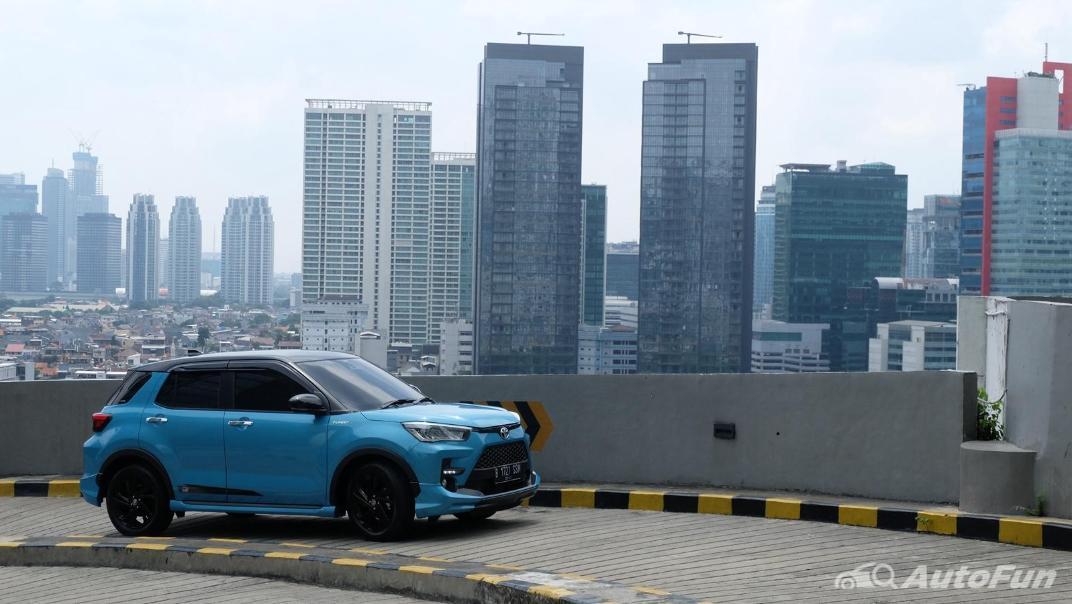 2021 Toyota Raize Exterior 042
