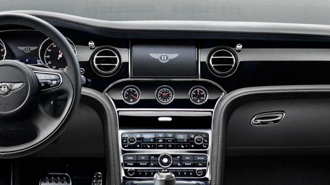 Bentley Mulsanne 2019 Interior 001