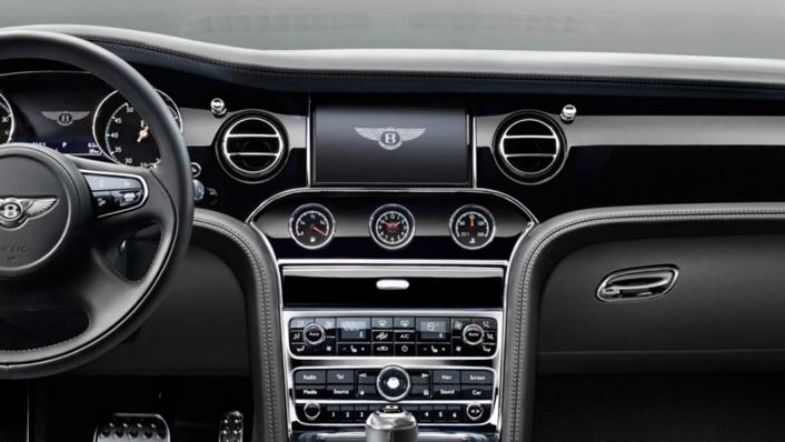 Bentley Mulsanne 2019 Interior 001