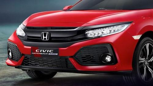 Honda Civic Hatchback 2019 Exterior 012