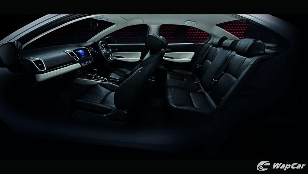 Honda City 2019 Interior 186