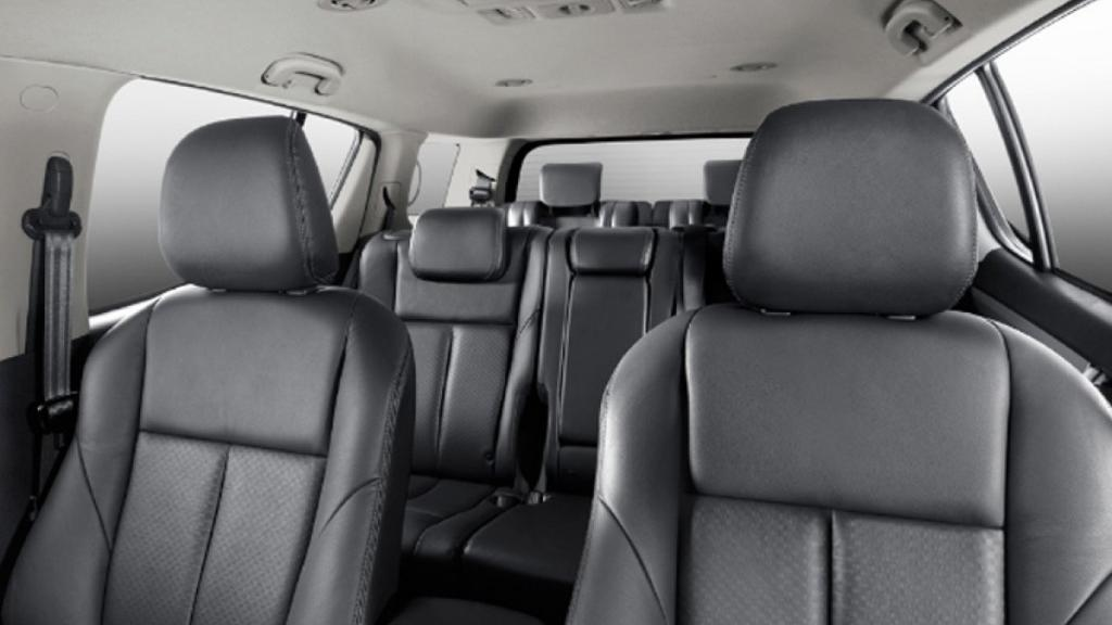 Isuzu MU-X 2019 Interior 011