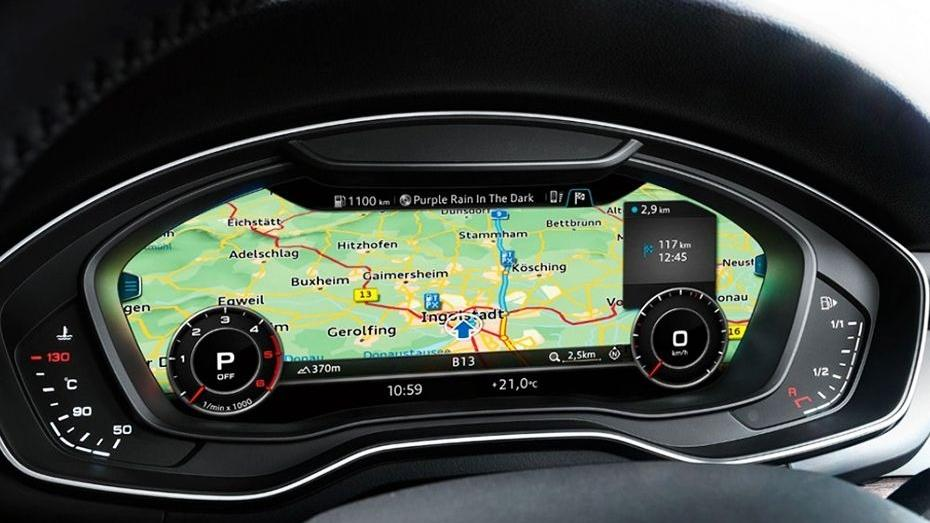 Audi A5 2019 Interior 005