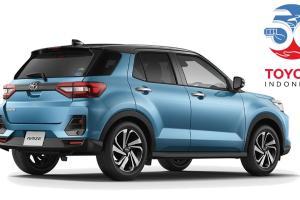 Apakah Toyota Raize Akan Meluncur Bersamaan Perayaan 50 Tahun Toyota di Indonesia April ini?