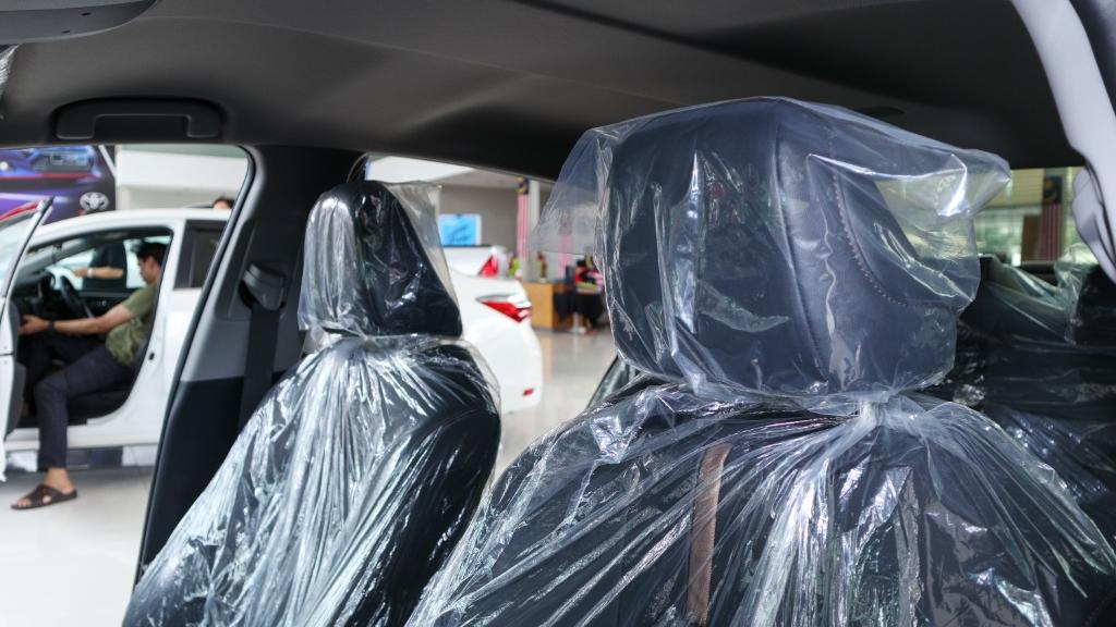 Toyota Camry 2019 Interior 025