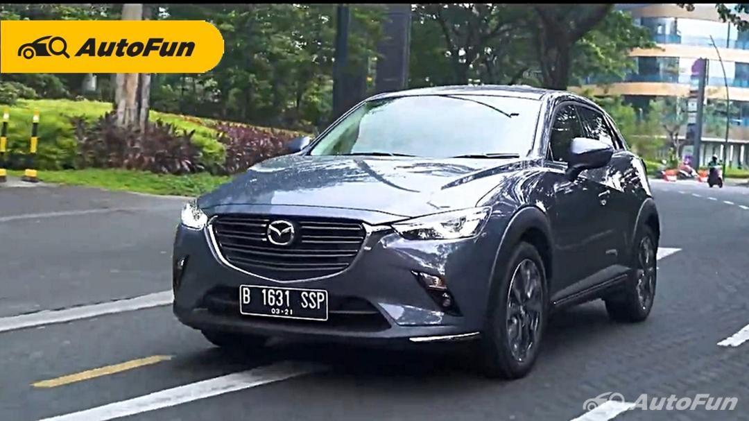 Makin Murah, Mazda CX-3 SPORT Kini Dapatkan Mesin 1.5 Liter, Harga Rp339,9 Juta! 01