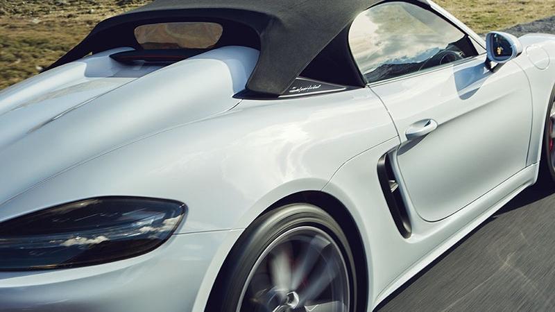 Porsche 718 2019 Exterior 007