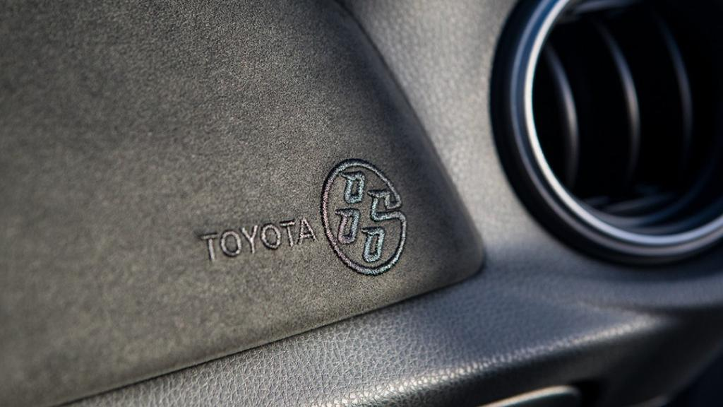 Toyota 86 2019 Interior 012