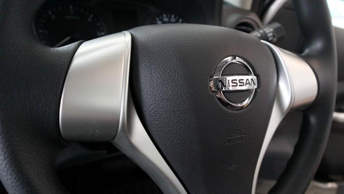 Nissan Navara 2019 Interior 007