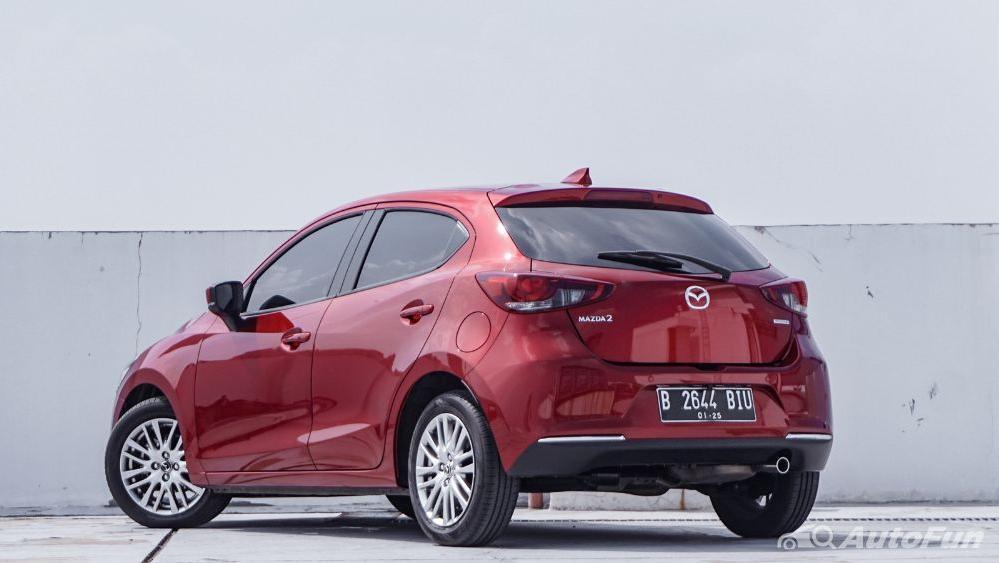 Mazda 2 GT AT Exterior 012