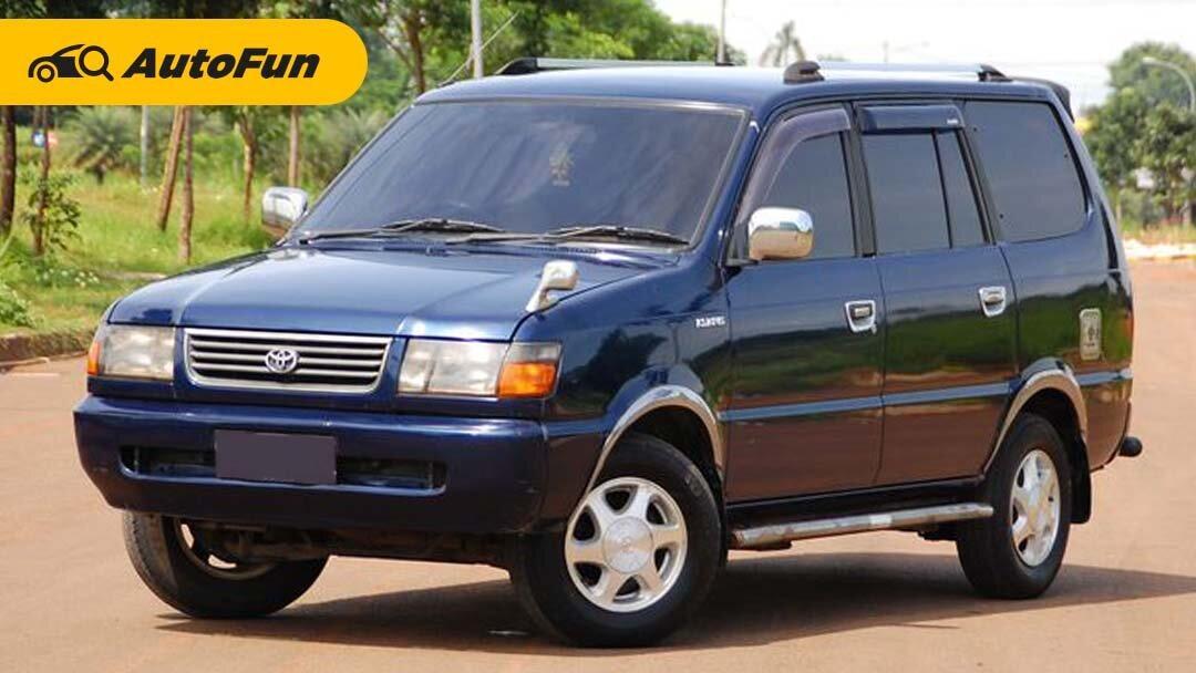 Harga Toyota Kijang Kapsul Kini Dibanderol Cuma Rp50 Jutaan, Ini Kelebihan dan Kekurangan yang Perlu Diketahui 01
