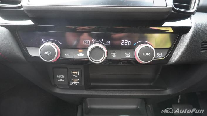 2021 Honda City Hatchback RS 1.5 CVT Interior 005