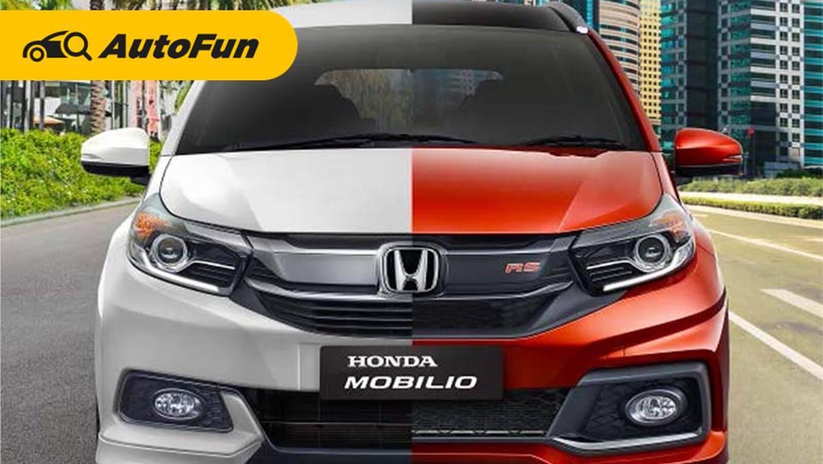 Honda Mobilio Cuma Laku 1 Unit BR-V Lawas Malah Masih Laris, Tanda SUV Kini Lebih Digemari daripada MPV? 01